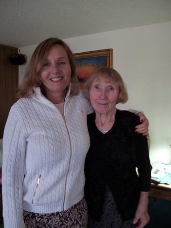 Heidi & Mom