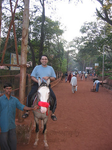 Horse ride for Suchit @ Matheran.  Trip to Matheran to take parents out on a forced-holiday by their children. :)