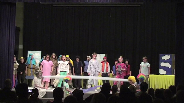 Spencer's 5th Grade Opera