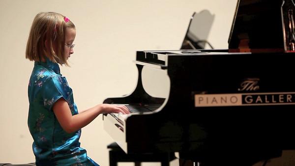 2011-03-19 Spring Piano Recital