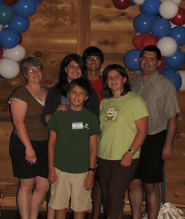 Famille de / Famille de / Family of Joseph / Cécile / Denise<br /> Jeanne, Natalie, Samuel, John, Zachary & Kaitlyn