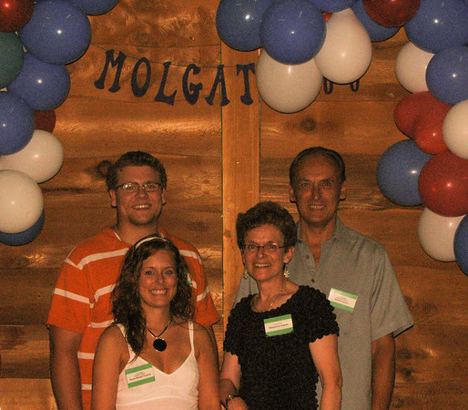 Famille de / Family of Joseph / Louis <br /> Cory, David, Nicole, Marguerite