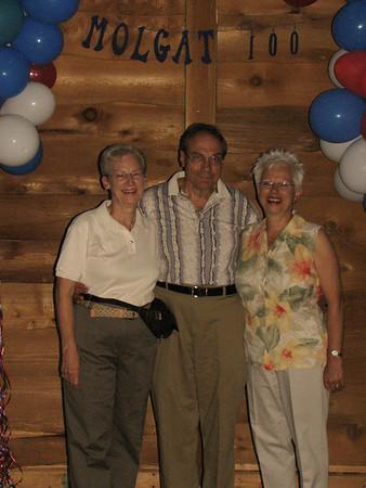 Famille de / Family of Joseph / Yves<br /> Jeanette, Jules& Louise