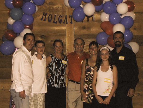 Famille de / Family of Joseph / Gabriel <br /> Scottt, Justin, Michelle, Lucien, Jocelyn, Brittany& Louis