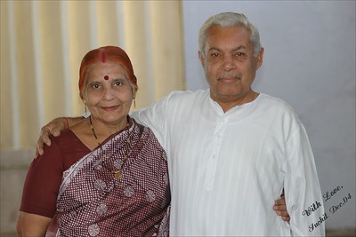 Seths [Maternal Aunt & Uncle]