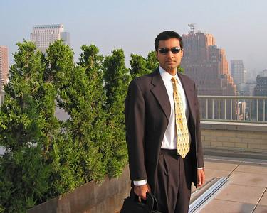 Akash Bahl [Cousin]