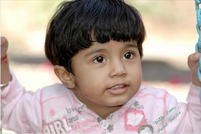 My cousin Diya