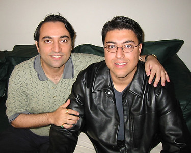 Suchit Nanda [myself], Amit Nanda [Cousin]