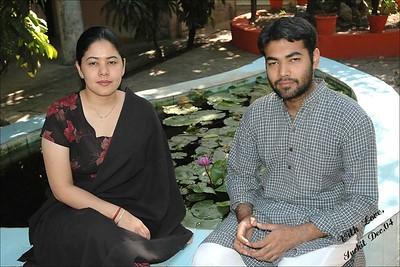 My Cousins Priya & Piyush Seth