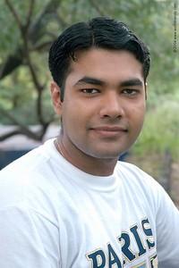 My cousin Piyush Seth