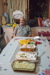 Vijay Mama at Papa's Birthday Celebrations at Eden-4, Powa, Mumbai on 5th May, 2018.