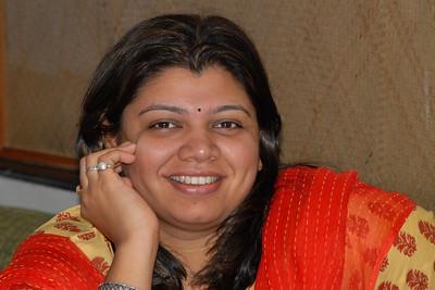 Priya's dear friend Manjiri