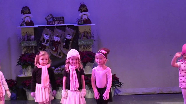 Robyns First Dance Recital