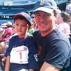 Pete and Nolan pre race