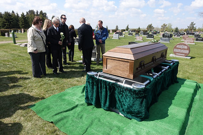 After Dad's Graveside Service