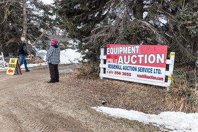 The Job Equipment Auction