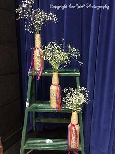 20150529 Wedding Reception Bottles