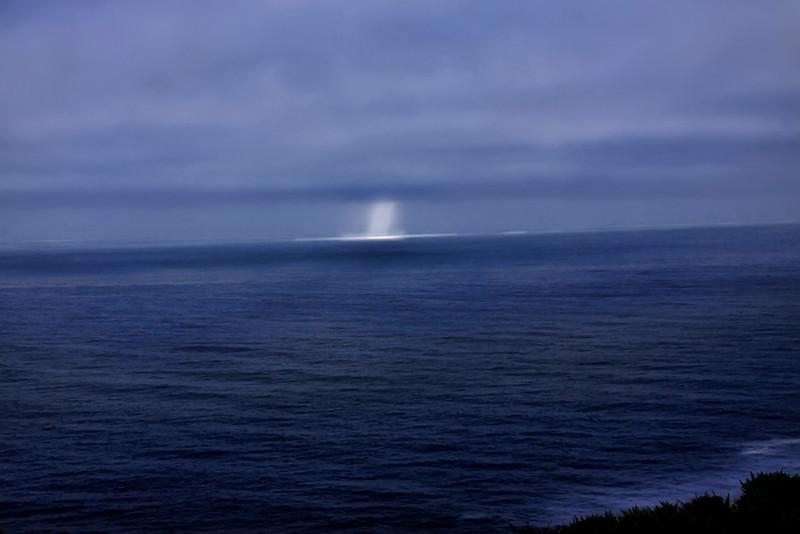 Pacific Ocean Sunbeam