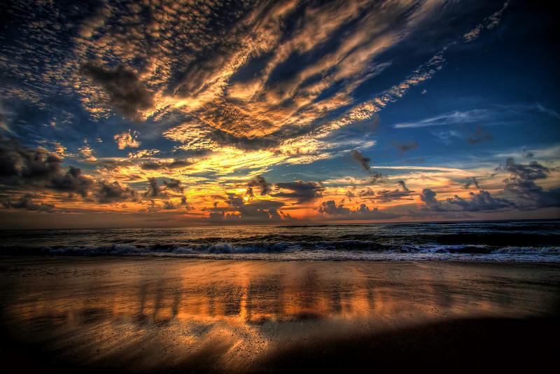 Sunrise Outerbanks, North Carolina