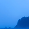 Pre-dawn hours along the Washington coast near La Push.
