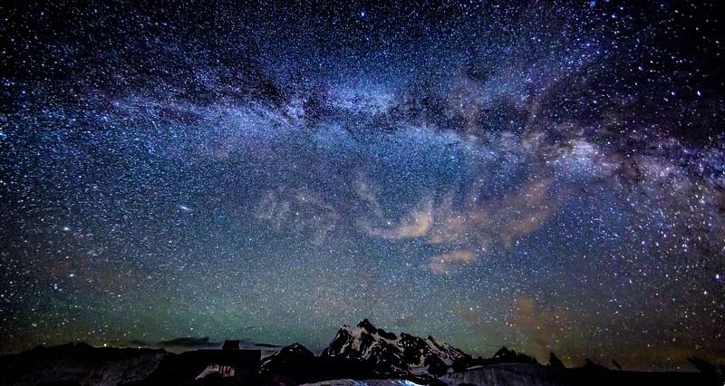 Shuksan Milky Way Pano