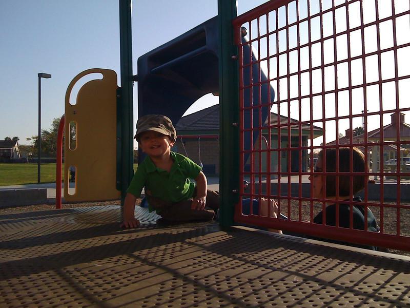Slides are fun.