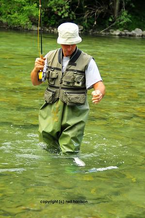 Fly fishing  (open)