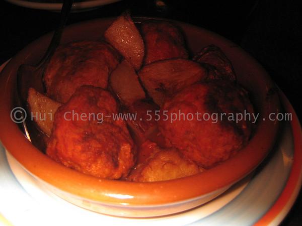 Spanish Meat Balls