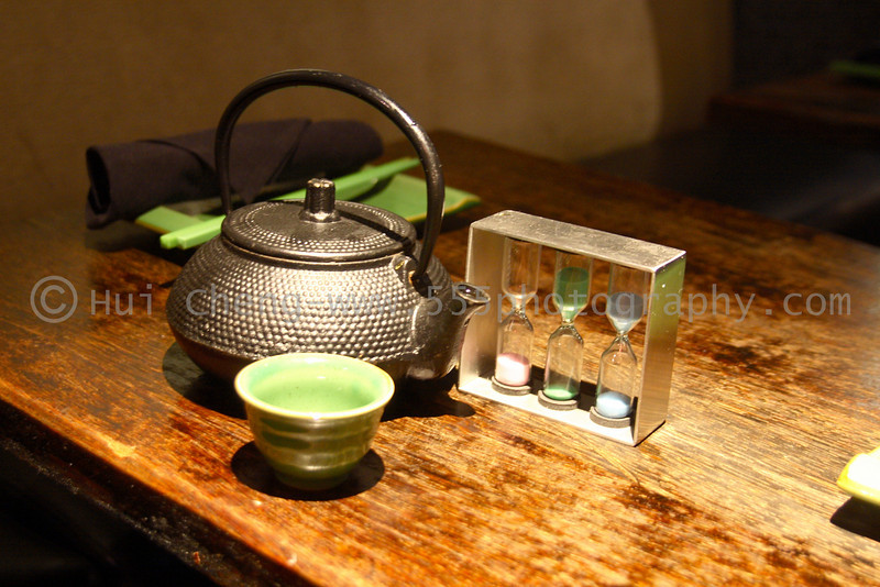 Herbal Tea and Tea Timer