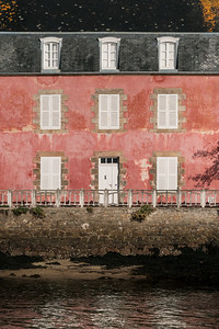 La Maison rose (Séné) in Britanny