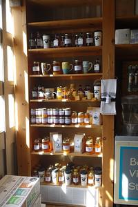 Inside the Belfountain Village Store - Honey Anyone?