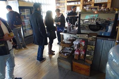 Inside the Belfountain Village Store