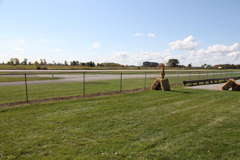 Sept. 30/12 - Brampton Flight Centre runway