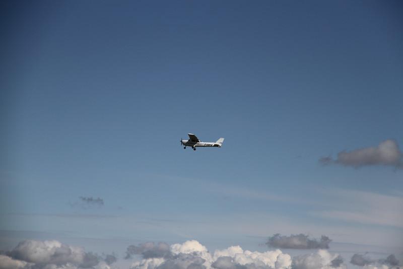 Sept. 30/12 - More practice landings