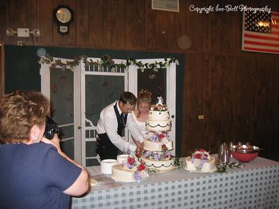 September 13, 2003  Kristi and Matt's Wedding Receiption