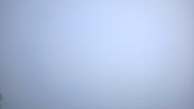 Foggy sky
