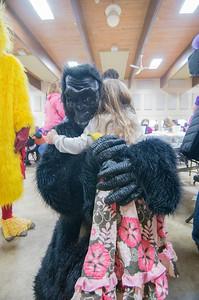 Easter Gorilla