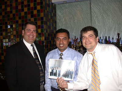 This photo was taken by Doris Schultz           In the photo (From left to right): Jose Castello, Habib Loskor and Damir Fatovic