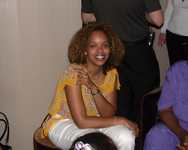 This photo was taken by Doris Schultz           In the photo (From left to right): Leandra Morris