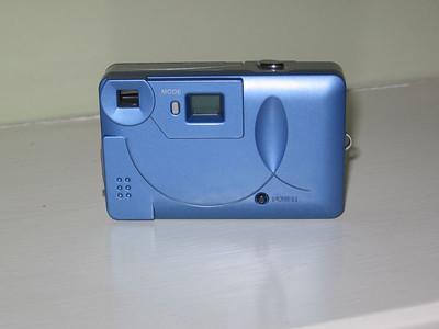 Toy Camera (Rear)