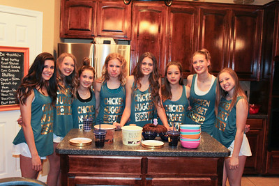 Jilly's 13th birthday