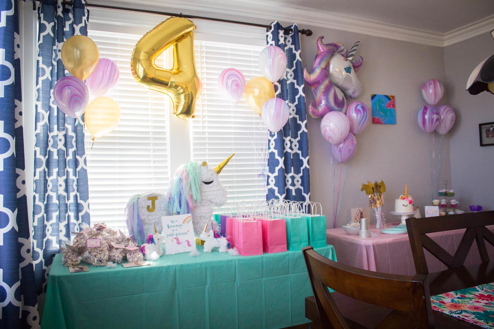 Julianna's 4th Birthday-2