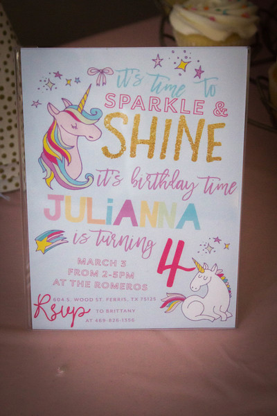 Julianna's 4th Birthday-10