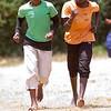 Yes, a walking race!