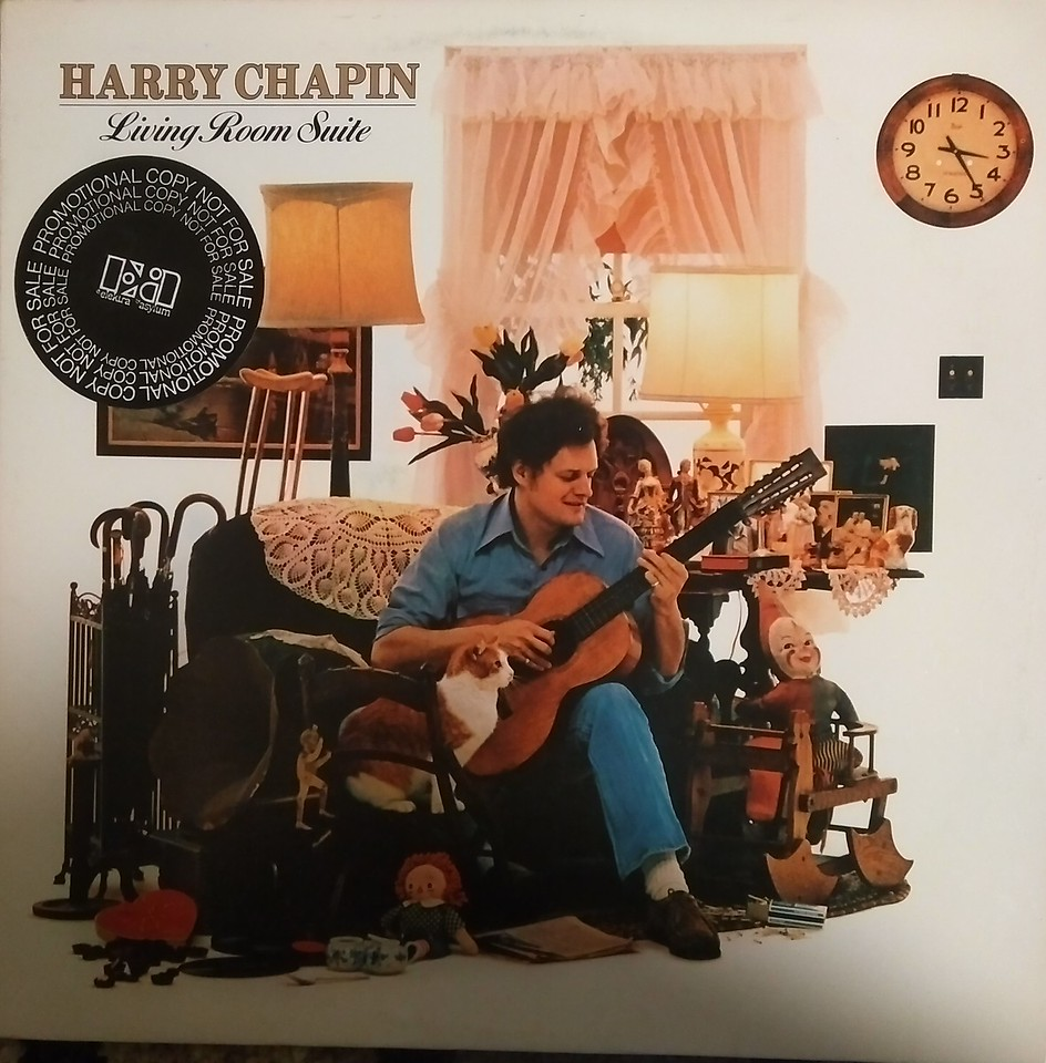 $10 Harry Chapin - Living Room Suite    Rare Promo Version for Radio Stations