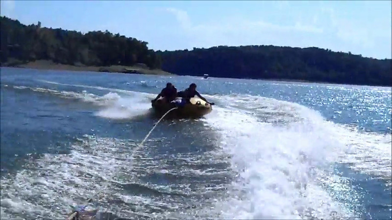 2012 Labor Day Videos - Tubing