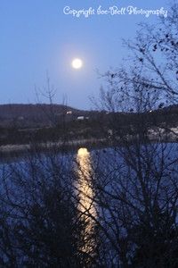 20140115-TableRockLake-MoonRise-08
