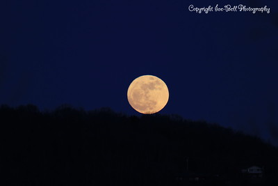 20140115-TableRockLake-MoonRise-01