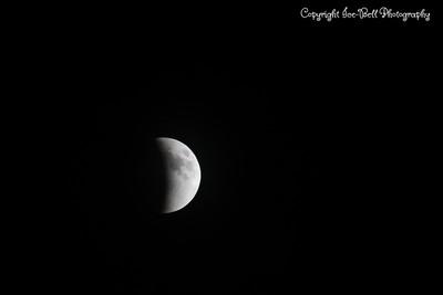 20:38:22 Lunar Eclipse Blood Moon