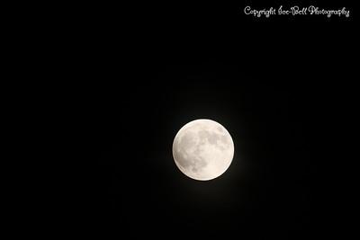 19:47:35 Lunar Eclipse Blood Moon